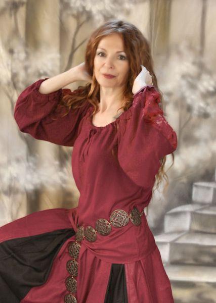 Mittelalter-Bluse Hannah  – Bild 11