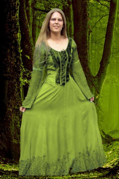 Kleid Diana – Bild 3