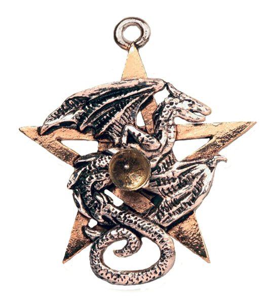 Amulett Dracogramm  – Bild 1