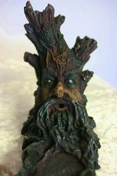 Räucherstäbchenhalter Tree Man  – Bild 2