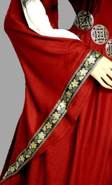 """Mittelalterliches Kleid """"Alizee"""" – Bild 5"""