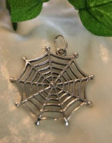 Anhänger Spinnennetz Cobweb