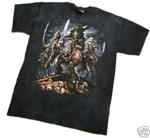 Shirt Zombie Pirates