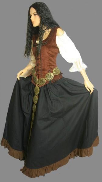 Kleid Marketenderin – Bild 3