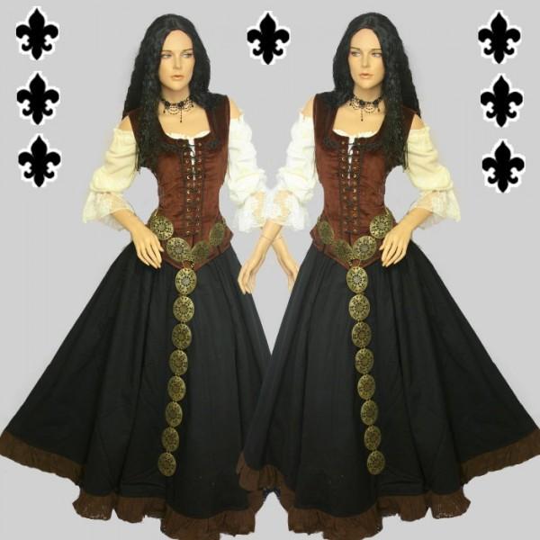 Kleid Marketenderin – Bild 1