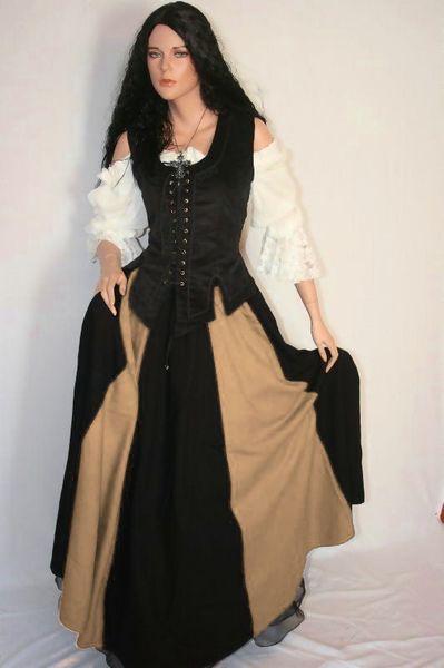 Mittelalterkleid Brighid – Bild 3