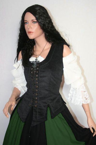 Mittelalterkleid Brighid – Bild 11