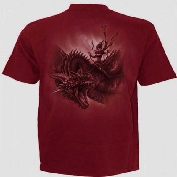 "T-Shirt ""Dragon Rider"" – Bild 1"