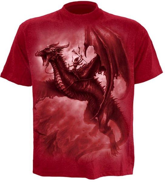 """T-Shirt """"Dragon Rider"""" – Bild 2"""