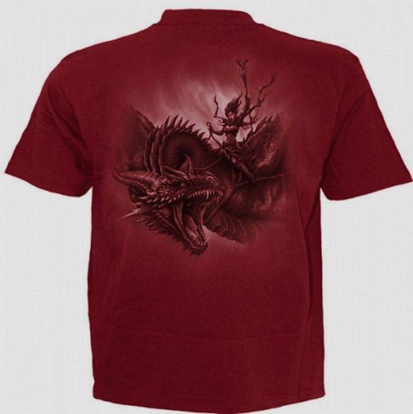 """T-Shirt """"Dragon Rider"""" – Bild 1"""
