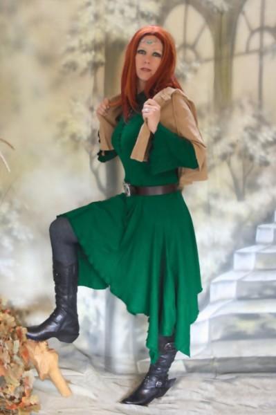 Kleid Alkmeene – Bild 10