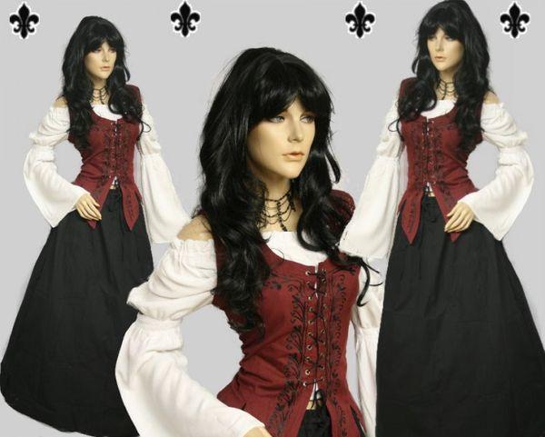 Kleid Schankmaid I L/XL – Bild 2