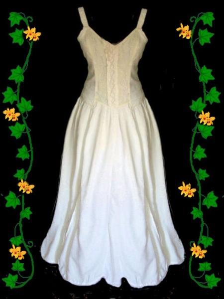 Kleid Melinda weiß – Bild 1