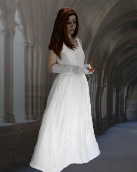 Kleid Talisha weiß – Bild 1