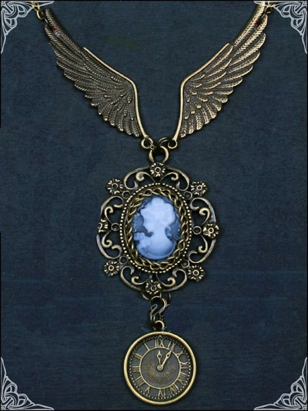 Collier Wings of Steam – Bild 2