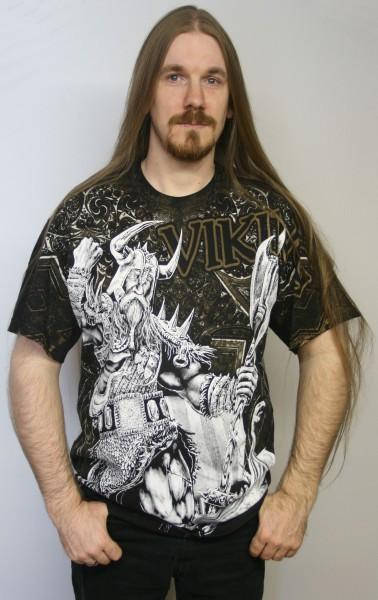 Shirt Valhalla II – Bild 3