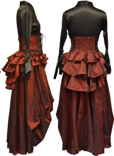 Victorian Skirt Ambra – Bild 2