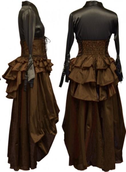 Victorian Skirt Ambra – Bild 3