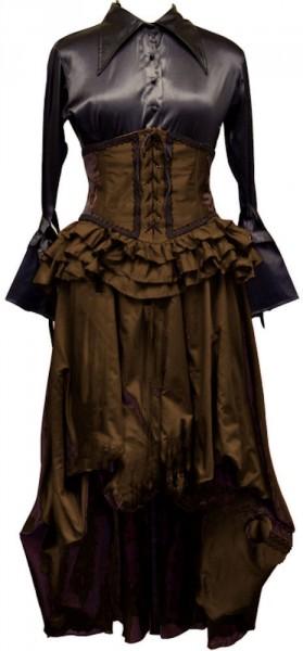 Victorian Skirt Ambra – Bild 4