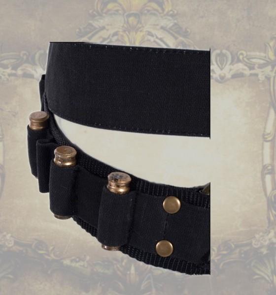 Gürtel Tasche Waistbag schwarz – Bild 4