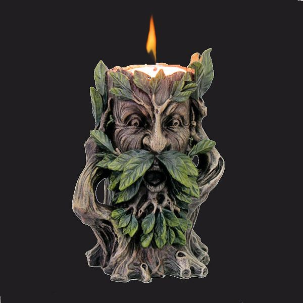 Kerzenhalter Tree Man – Bild 2