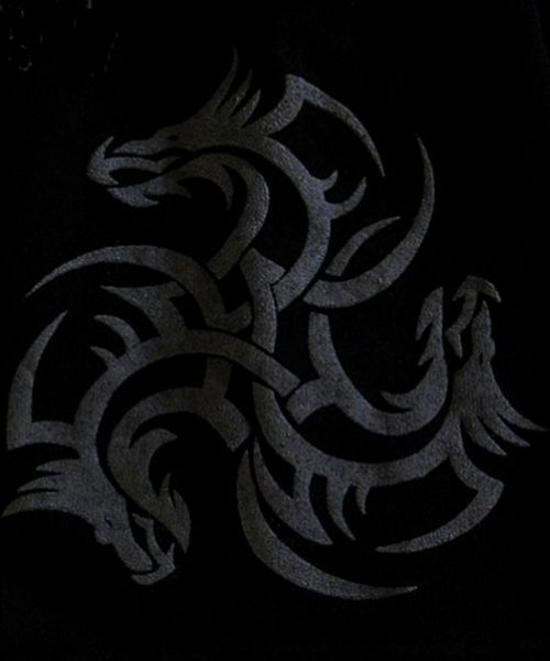 T-Shirt Dragon´s Guitar – Bild 3