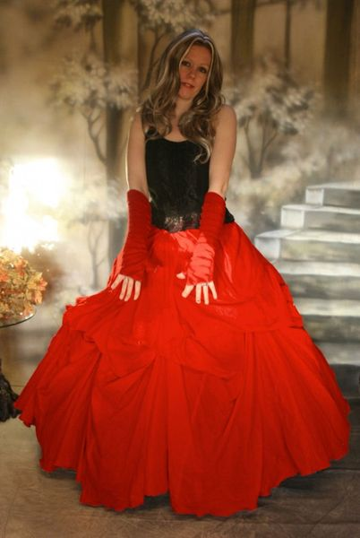 Victorian Skirt Eviless – Bild 2