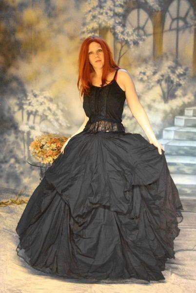 Victorian Skirt Eviless