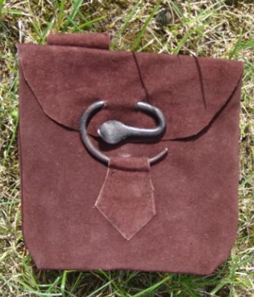 Gürteltasche aus Leder – Bild 1