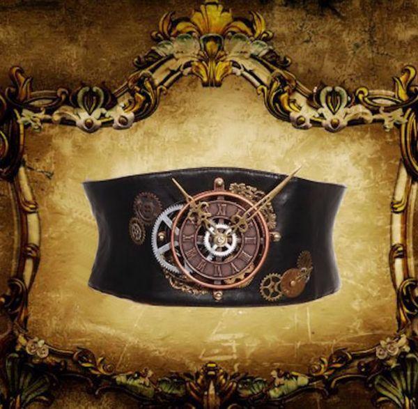 Miedergürtel Clockwork – Bild 1