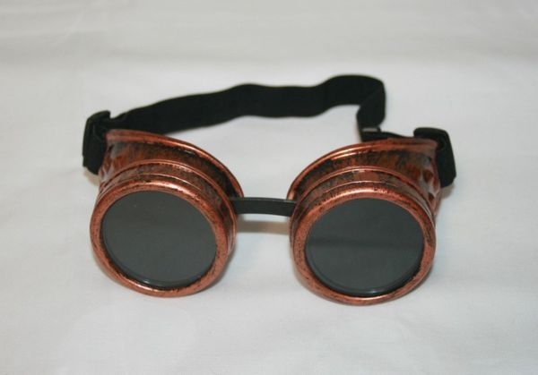 Cyber Steamgoth Brille – Bild 1