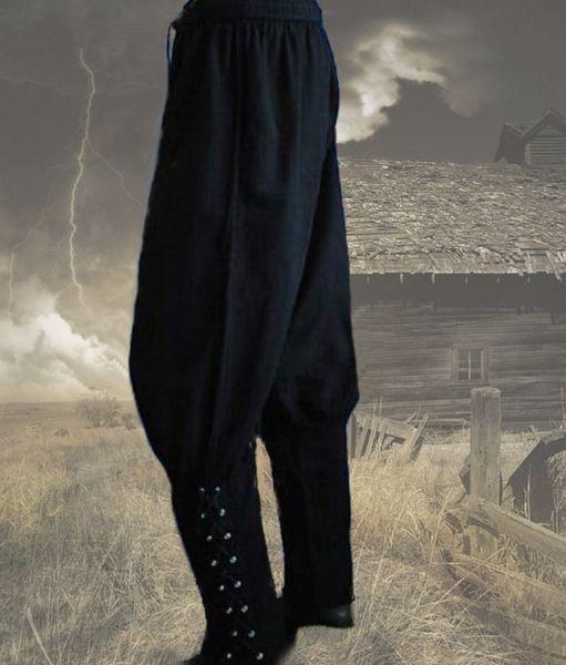 Hose Miles schwarz – Bild 3