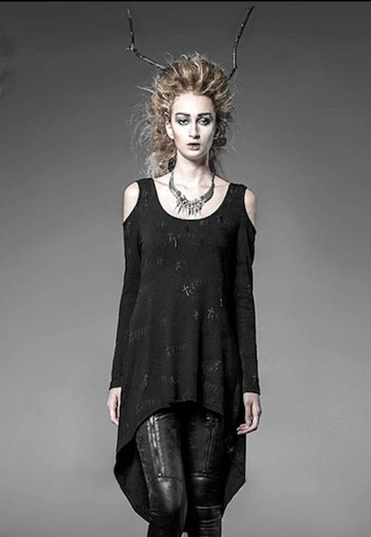 Long Top / Shirt Faith – Bild 3
