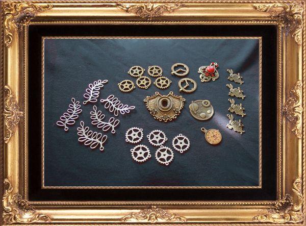 Steampunk Jewellery Creativ Set