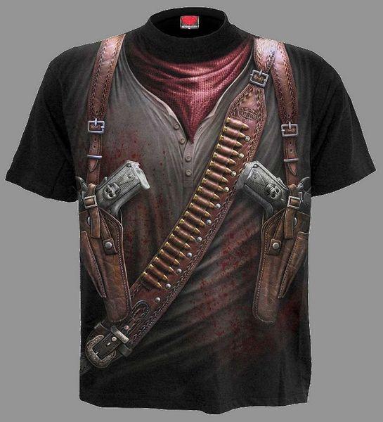 T Shirt Guerilla – Bild 1