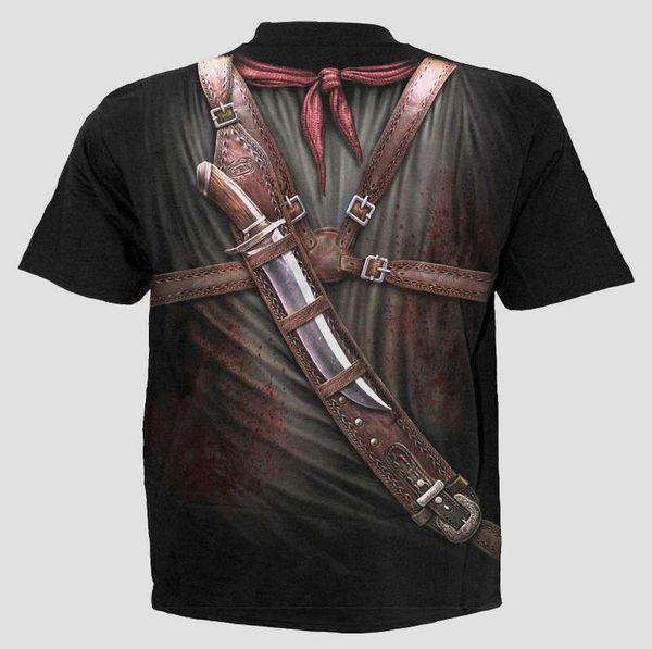T Shirt Guerilla – Bild 2