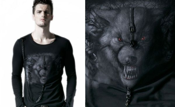 Lycan Men Top – Bild 2