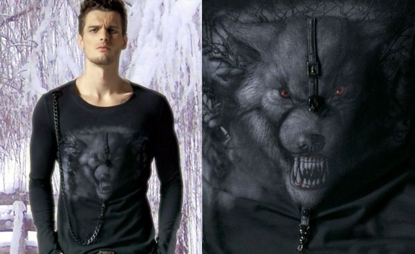 Lycan Men Top – Bild 3