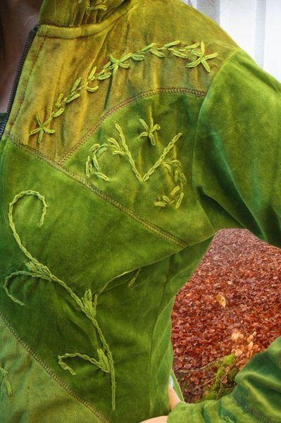 Jacke Green Spirit – Bild 4