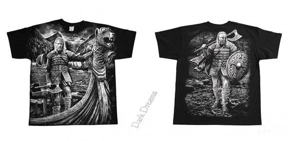 T-Shirt Ragnarök – Bild 1