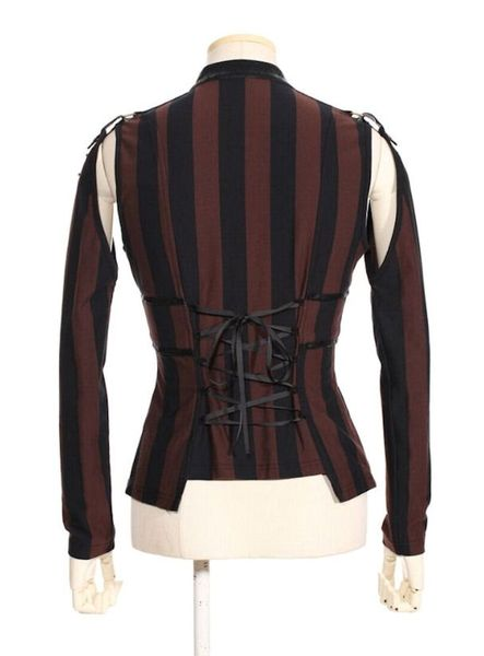 Steampunk Top Abigail – Bild 7