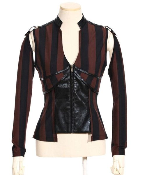 Steampunk Top Abigail – Bild 1