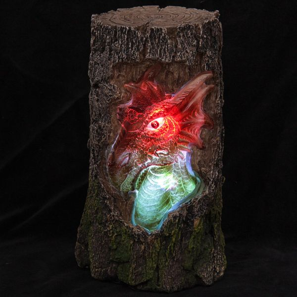 Drache A in Baum LED  – Bild 5