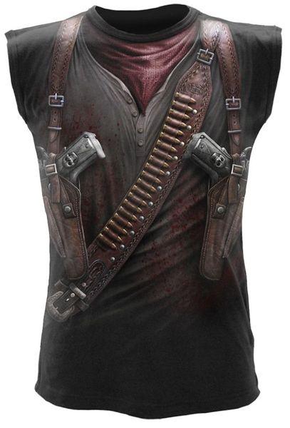 Sleeveless Shirt Guerilla – Bild 1