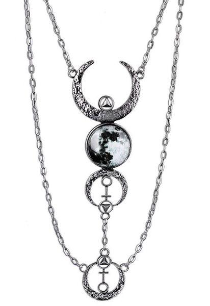 Halskette Vollmond  – Bild 2