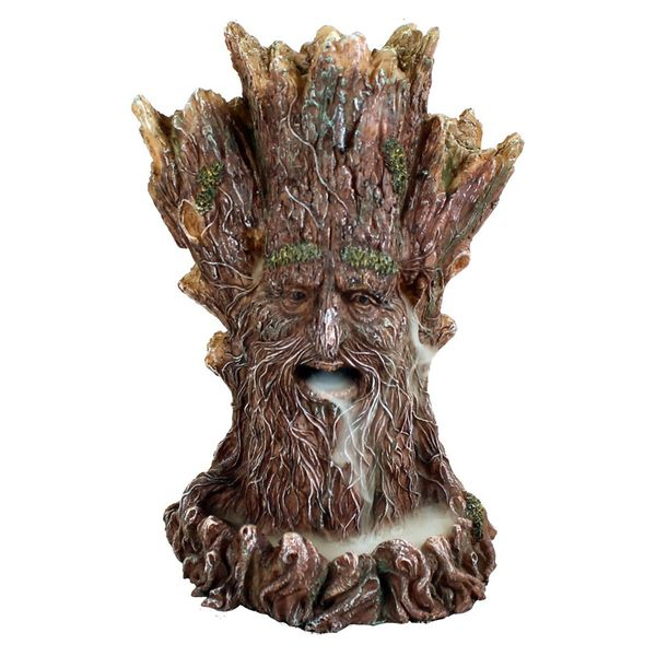 Räucherkegelhalter Tree Spirit Backflow Incense Tower – Bild 5