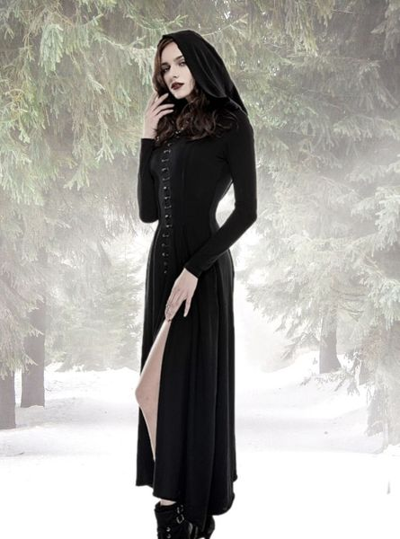 Kleid The Black Raven Dress – Bild 4