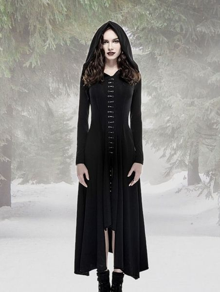 Kleid The Black Raven Dress – Bild 1