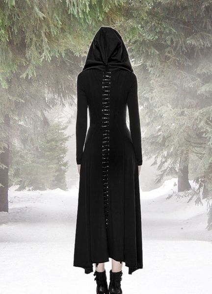 Kleid The Black Raven Dress – Bild 5