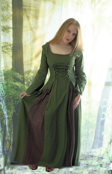 Kleid Cinnamon – Bild 1